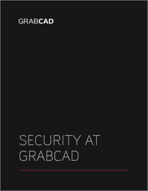 Security at GrabCAD Whitepaper