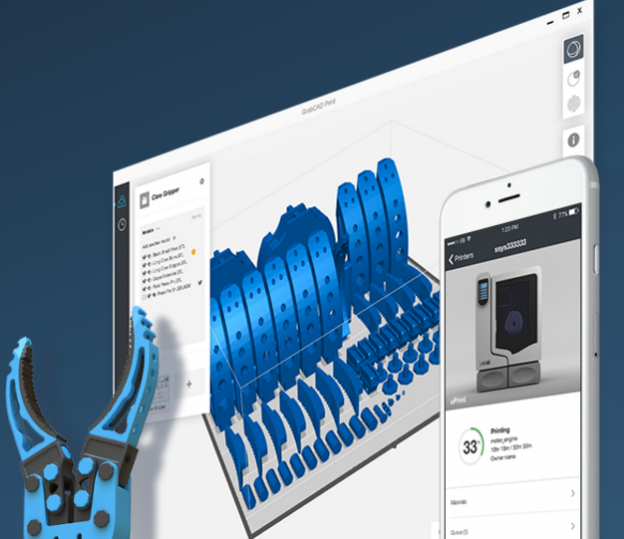The grabcad print public beta is ready early get in here Free cad software for 3d printing