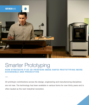 Smart Prototyping with GrabCAD Print and the Stratasys F123 Series