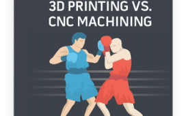 3D Printing VS. CNC Machining