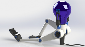 Our Favorite Robotic 3D CAD Models from the GrabCAD Community