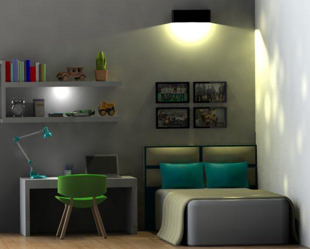 Our Favorite Interior Design 40D Models From The GrabCAD Community Interesting Designs For Bedroom Model