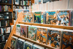 How 3D printing has helped comic book creation