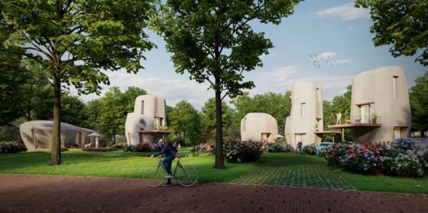 Project Milestone: 3D Concrete Printing