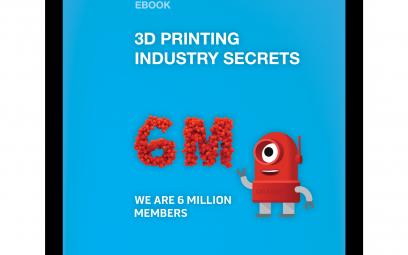 GrabCAD eBook: 3D Printing Industry Secrets