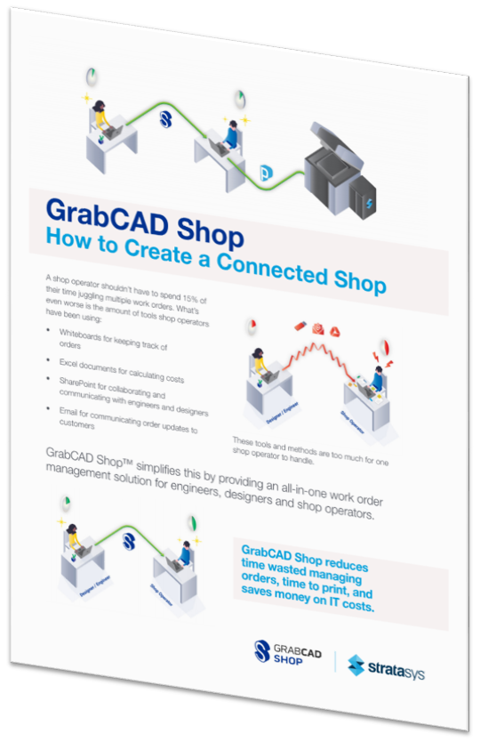 Create a Connected Shop   GrabCAD Shop