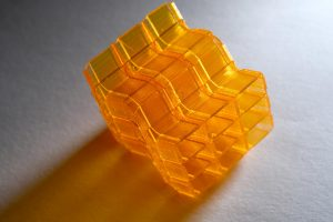 Digital Light Processing Helps Create Complex Origami Structures
