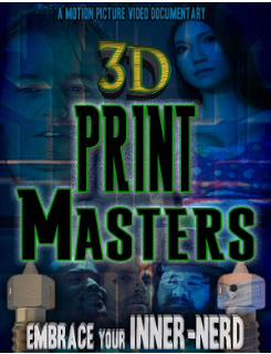 3D Printing TV Shows & Movies