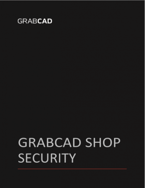GrabCAD Shop Security Whitepaper