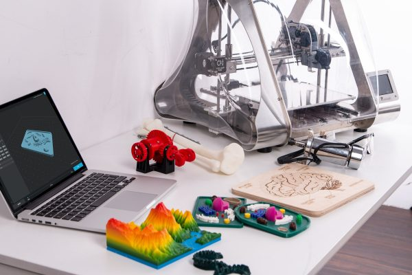 Work from Home 3D Printing Station