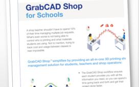 Shop Management Software for School 3D Printing Programs