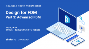 Design for FDM webinar series