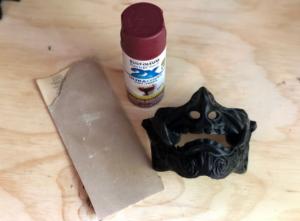 Paint a 3D Printed FDM Part