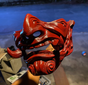3D Printed Face Mask