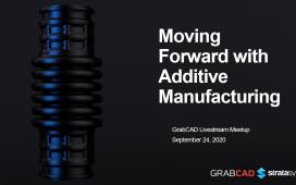 GrabCAD Fall 2020 Meetup Livestream