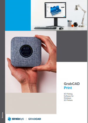 GrabCAD Print Features Brochure
